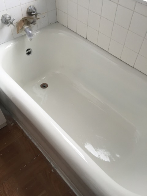 Tub liner issues budget refinishers inc for Tub liner
